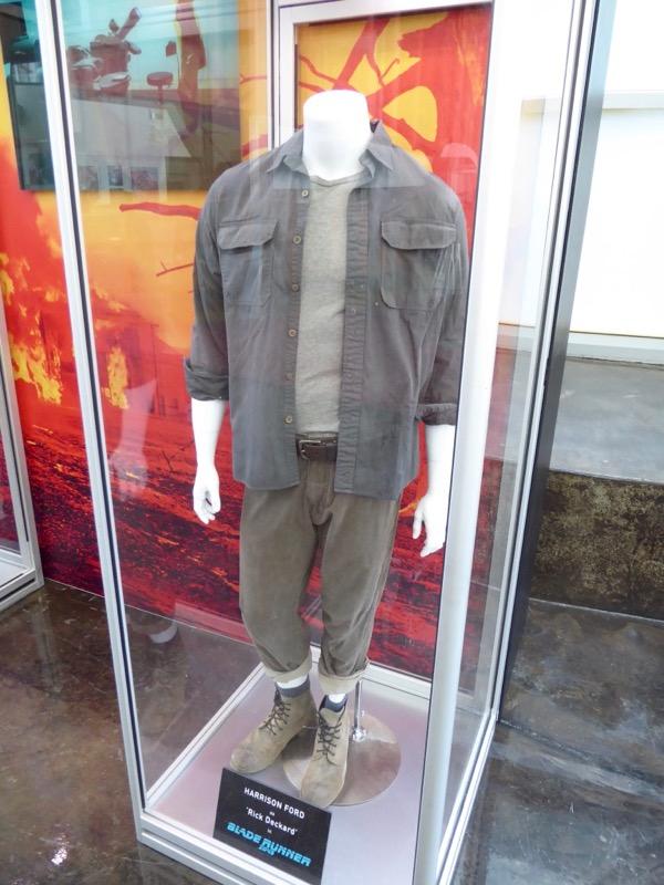 Blade Runner 2049 Rick Deckard costume