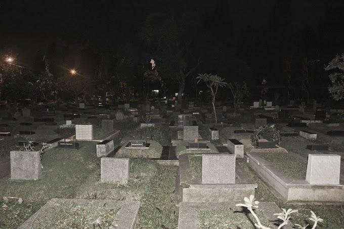Cerita Hantu di Makam Jeruk Purut, Jakarta Selatan