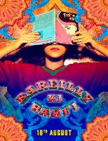 Bareilly Ki Barfi is Kriti's 5th film of his career, Co-Actors Rajkummar Rao and Ayushmann Khurrana