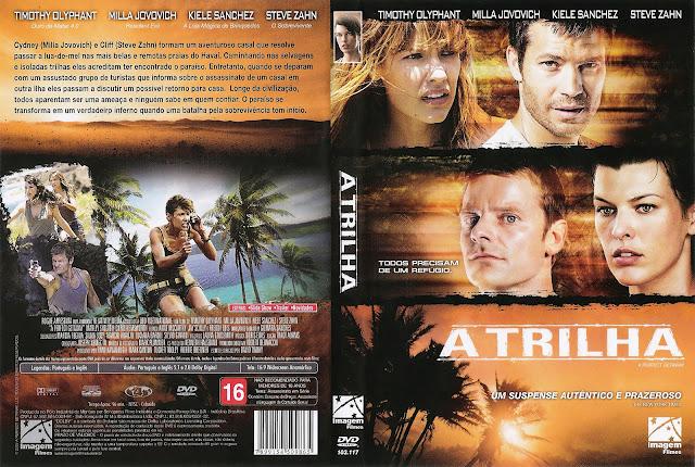 Capa DVD A Trilha