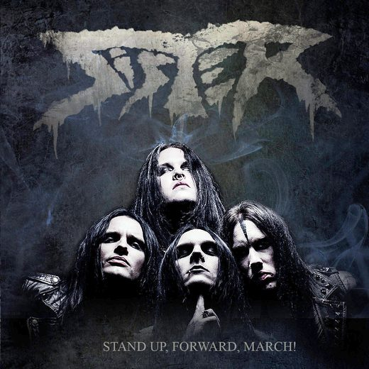 SISTER - Stand Up, Forward, March! (2016) full