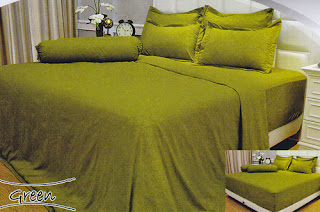 sprei Internal Vallery Green