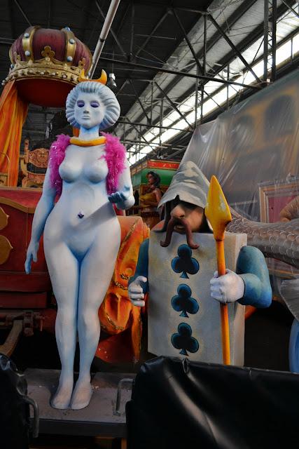 Світ Марді Гра, Новий Орлеан, Луїзіана (Mardi Gras World, New Orleans, LA)
