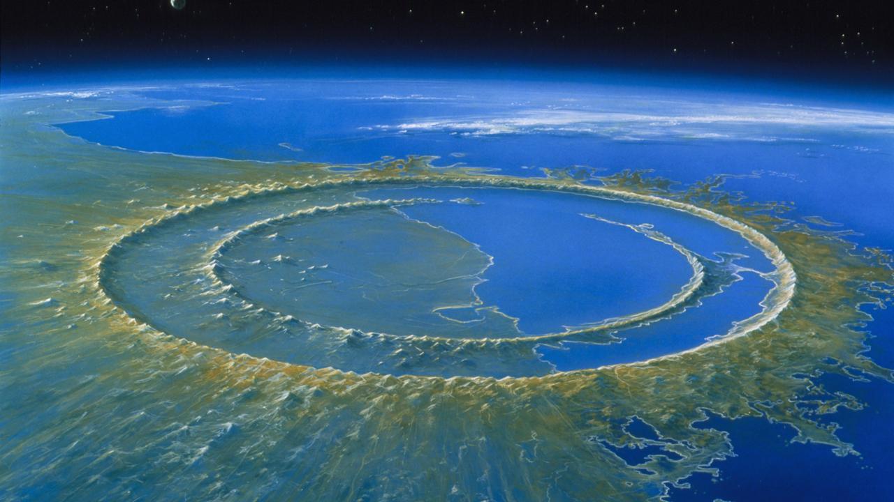 Ça se passe là haut...: Forage dans le cratère géant de Chicxulub lié à l'extinction massive du Crétacé