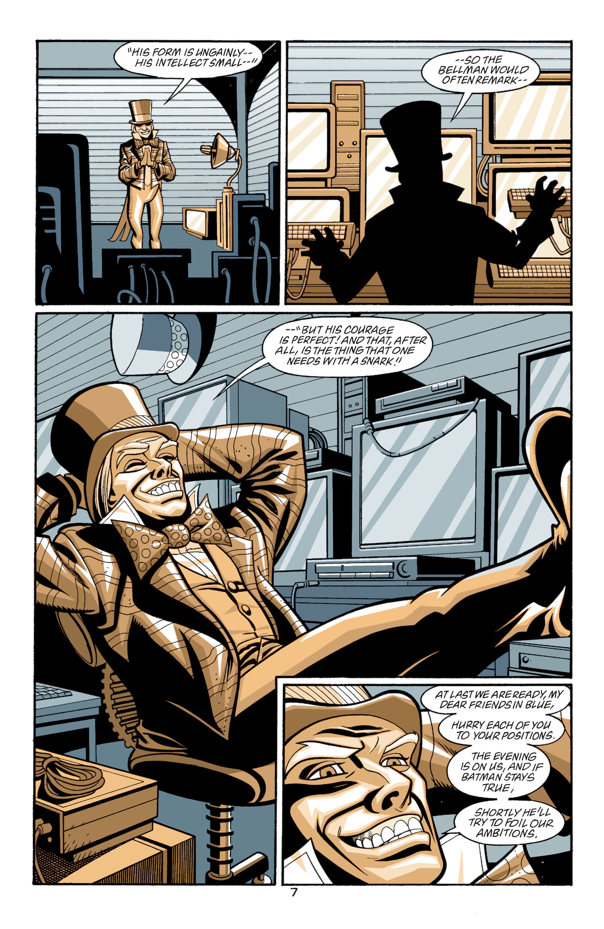 Detective Comics (1937) 760 Page 7