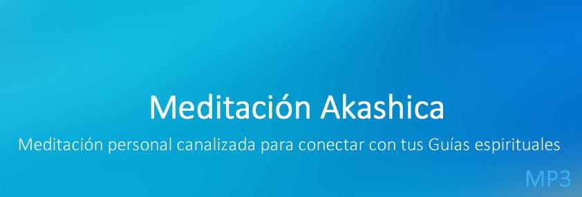 Meditación Akashica