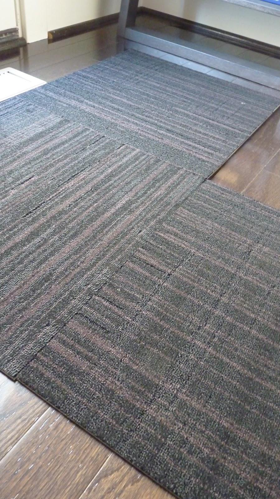 Uncut Carpet Tiles 25cm X 25 Cm