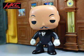 custom funko pop alfred pennyworth