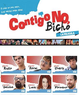 Contigo No, Bicho 2018 Custom HD Spanish