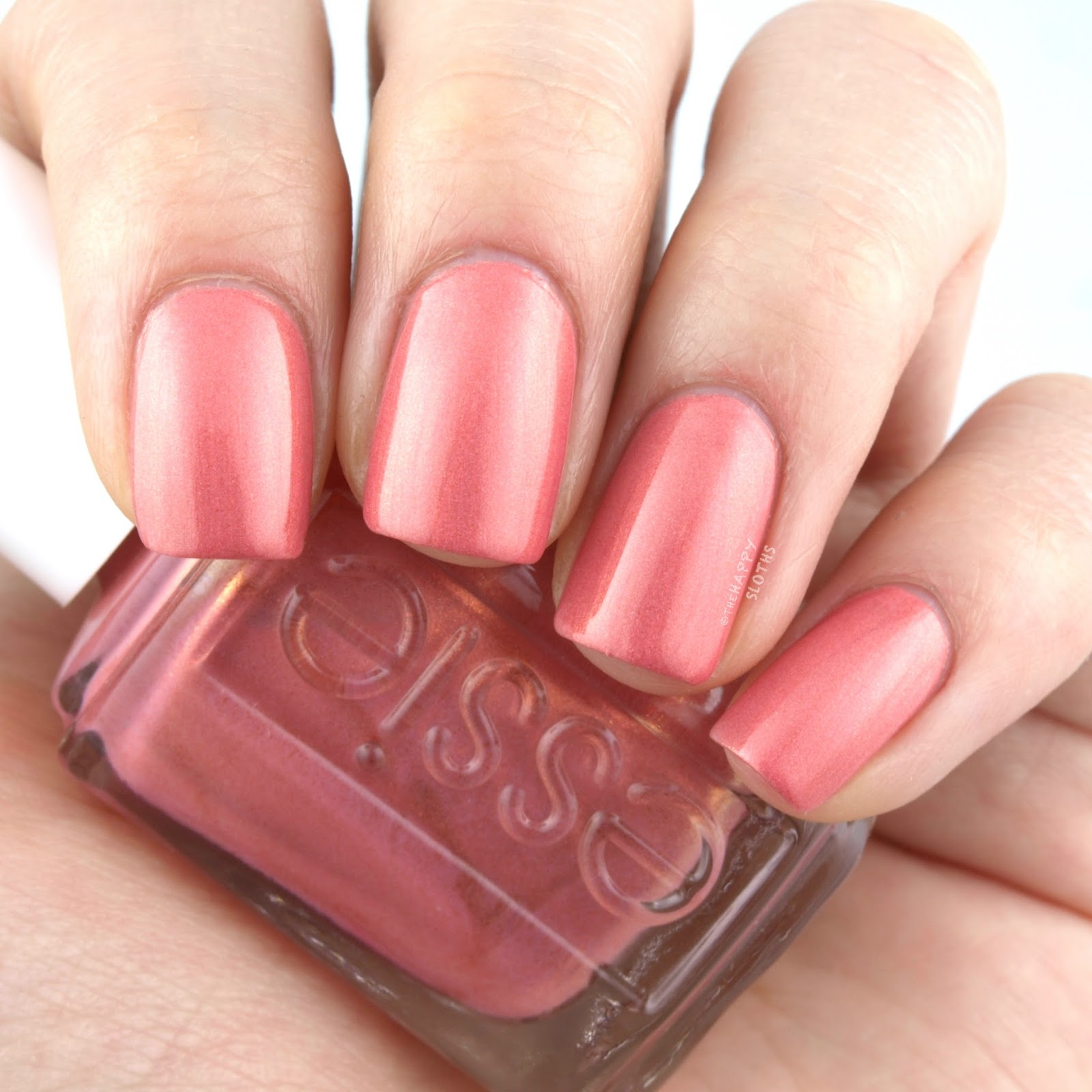 "Essie | Desert Mirage Collection in ""Let It Glow"": Review and Swatches"