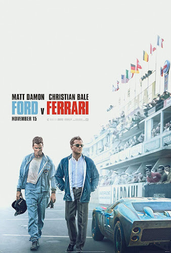Ford V Ferrari (BRRip 1080p Dual Latino / Ingles) (2019)