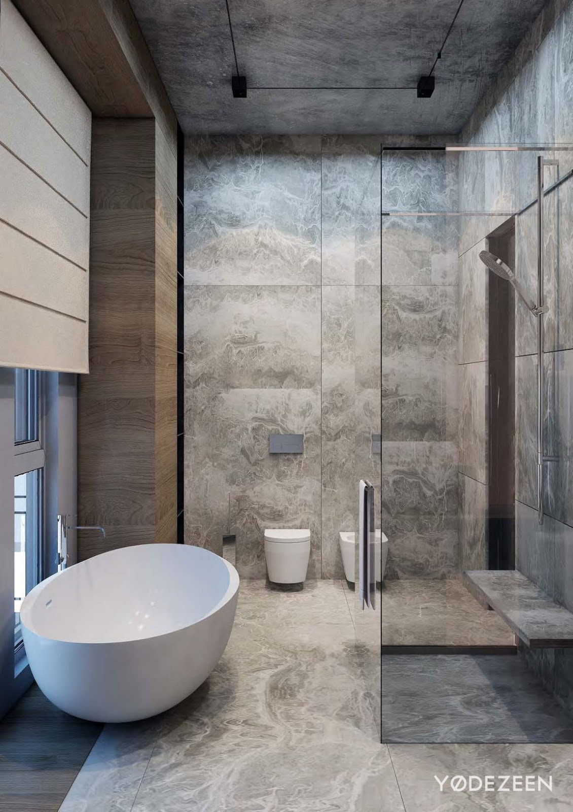 Loveisspeed modern residence to hang out in for Detail in contemporary bathroom design