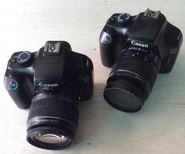 Kamera Canon 1100d Kit 18 55mm Toko Tukang Foto Kaos Fotografi