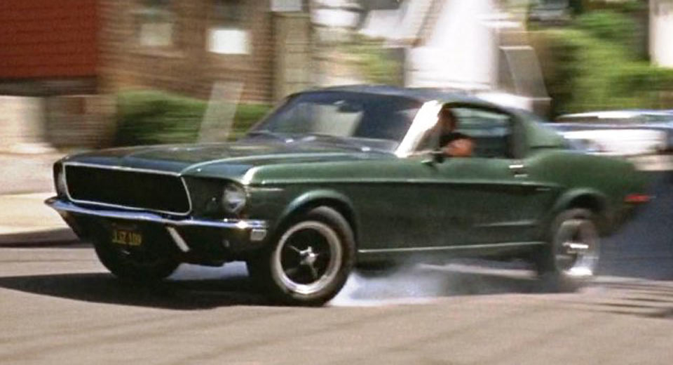 ford mustang driven by steve mcqueen in bullitt allegedly. Black Bedroom Furniture Sets. Home Design Ideas