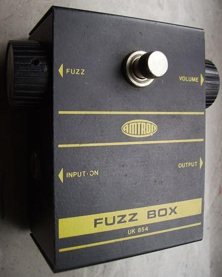 Guitar Fuzz Circuit