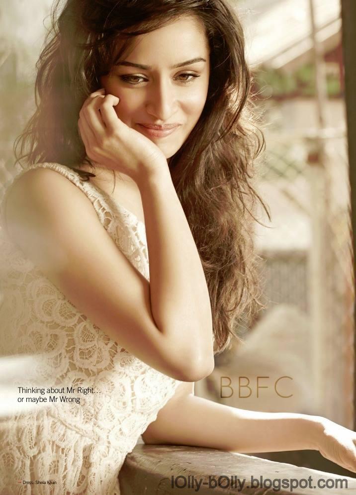 Shraddha Kapoor Latest Hottest Photo Shoot - June 2013 -8534