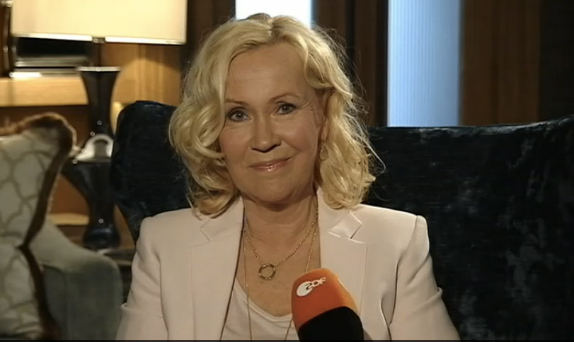 Agnetha Fältskog Heute
