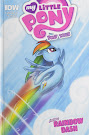 My Little Pony Library Edition #2 Comic Cover A Variant