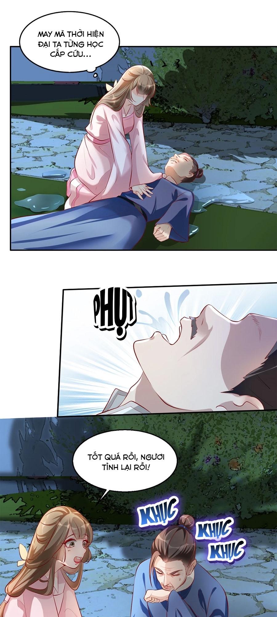 Gian Phi Như Thử Đa Kiều chap 34 - Trang 26