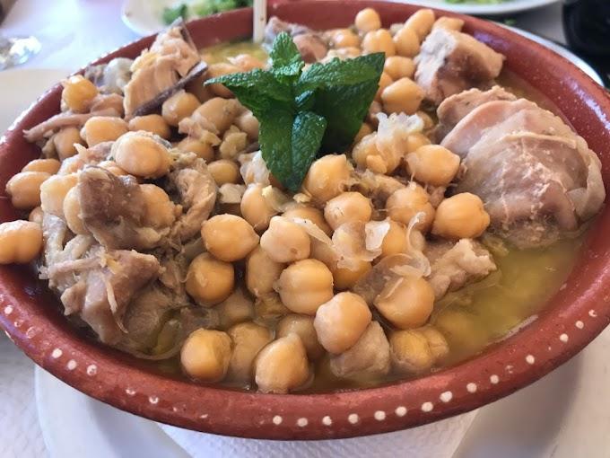 Casa de Pasto Fernanda e Campinas y la açorda de galinha