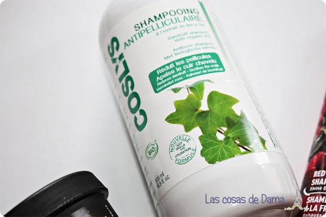 productos terminados champú coslys