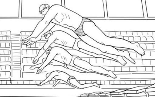 10th Dimension Boys (full bộ) #17: Một cuộc thi bơi