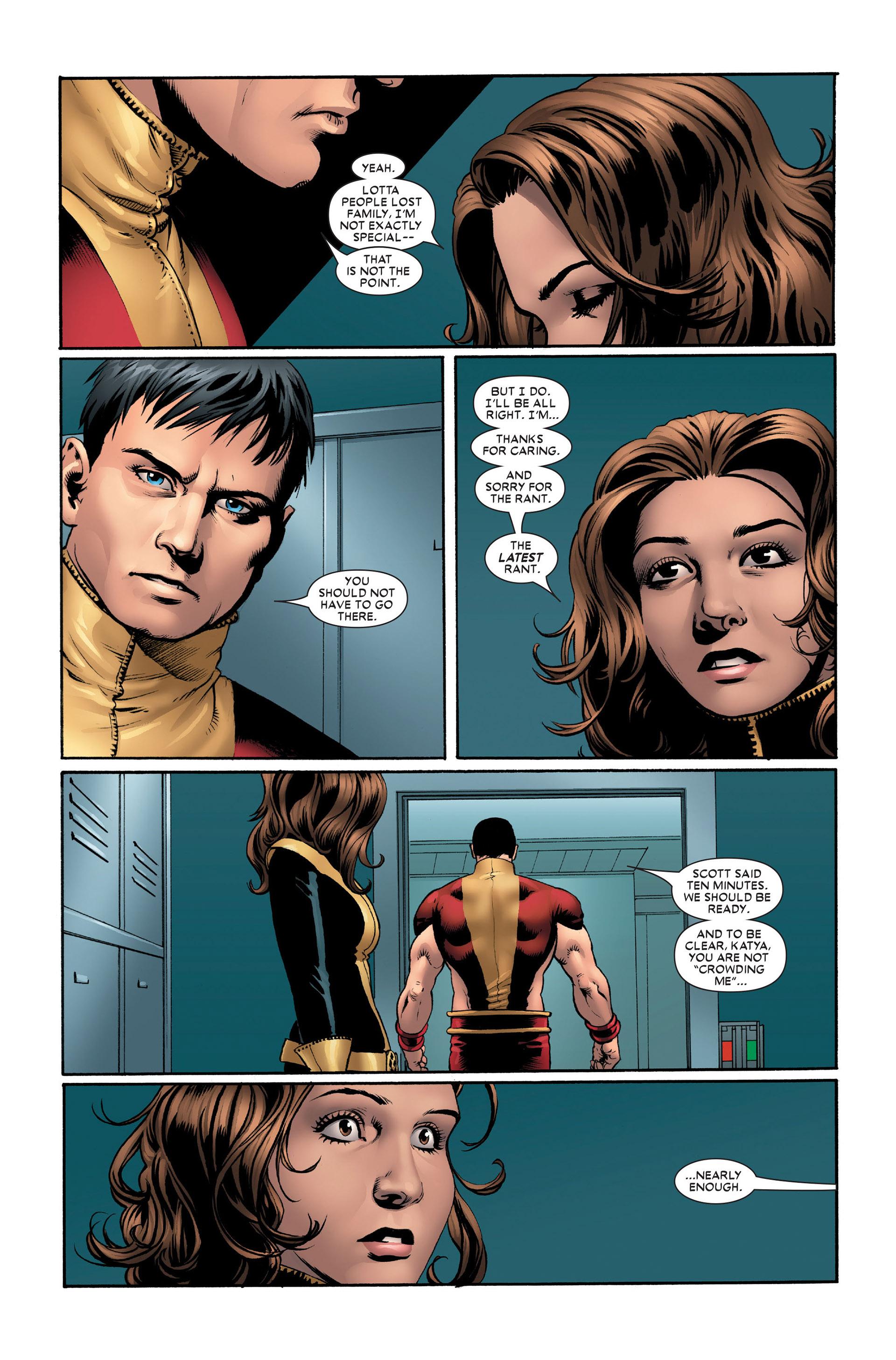 Read online Astonishing X-Men (2004) comic -  Issue #11 - 16