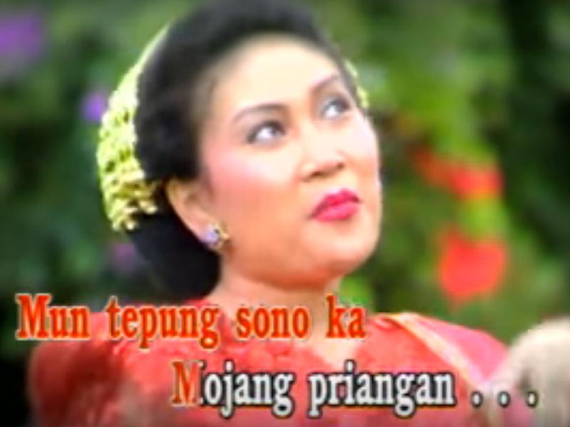 terjemahan lirik lagu Sunda