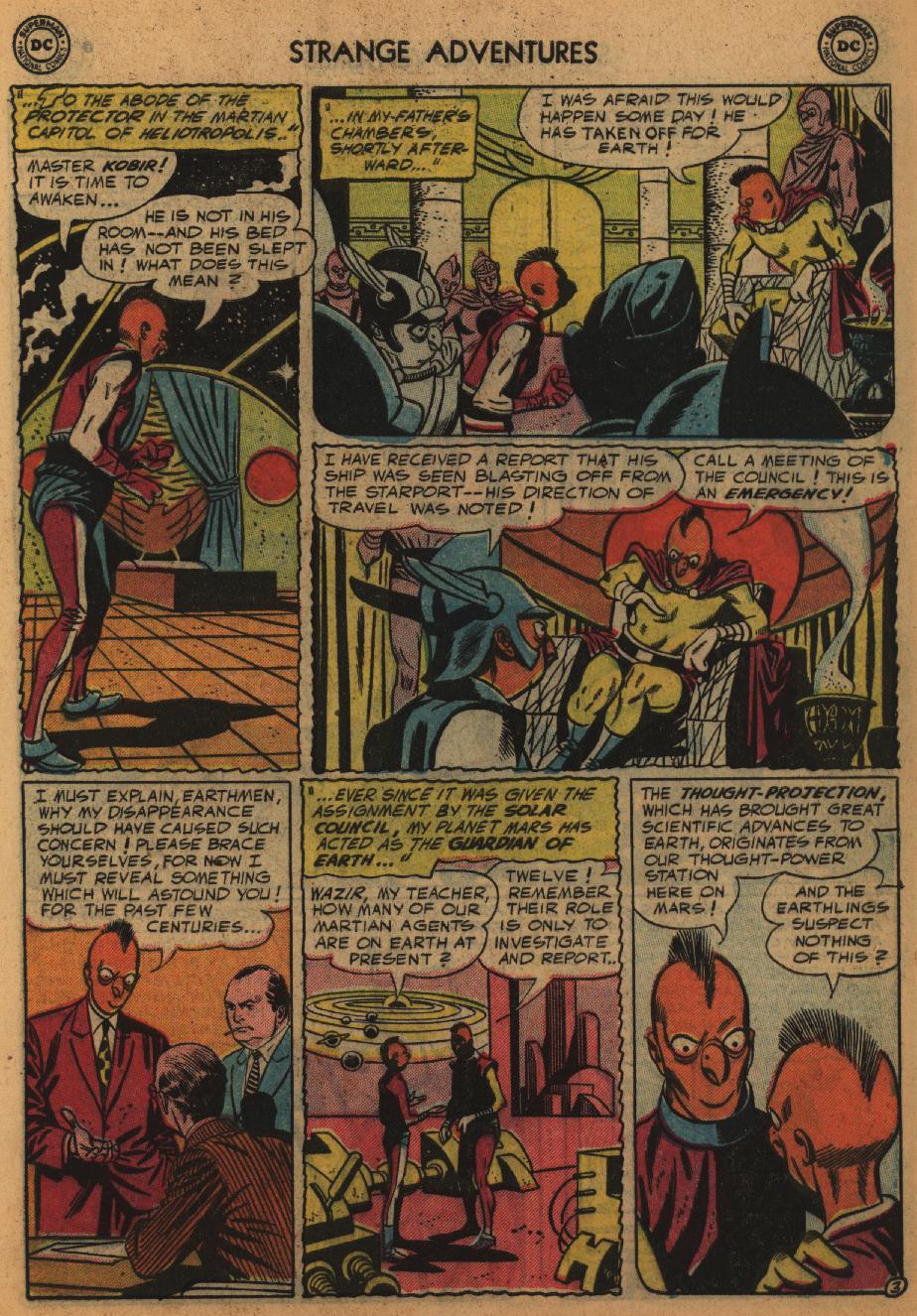 Strange Adventures (1950) issue 67 - Page 5