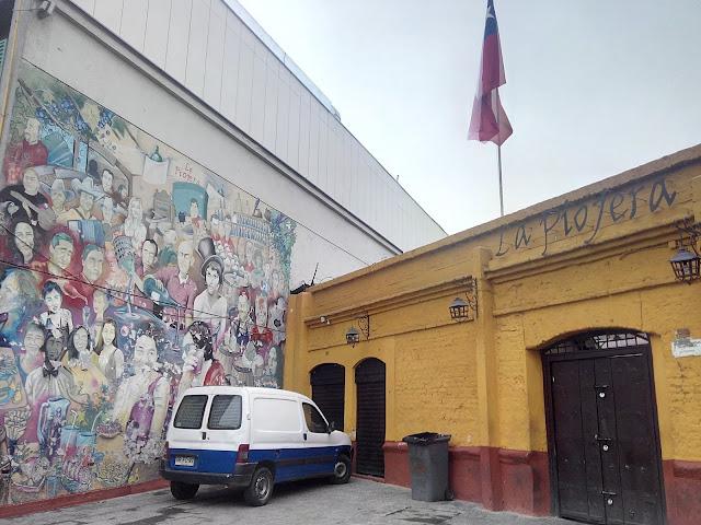 La Piojera en Santiago de Chile