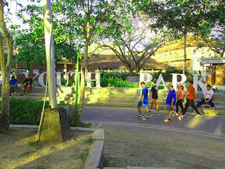 Lokasi Jogging Track Di Denpasar Bali
