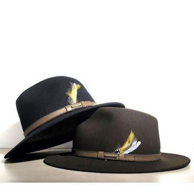 chapeau Stetson traveller noir et marron
