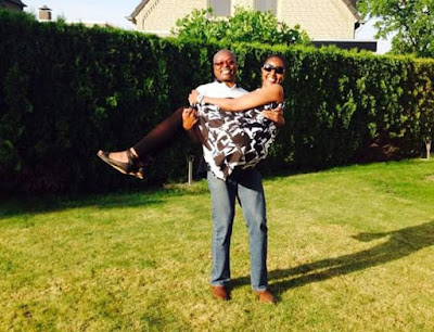 Photos: Kenyan man stabs wife to death in Belgium after she filed for divorce