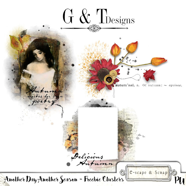 G&T Designs - Another Day Another Season & Freebie
