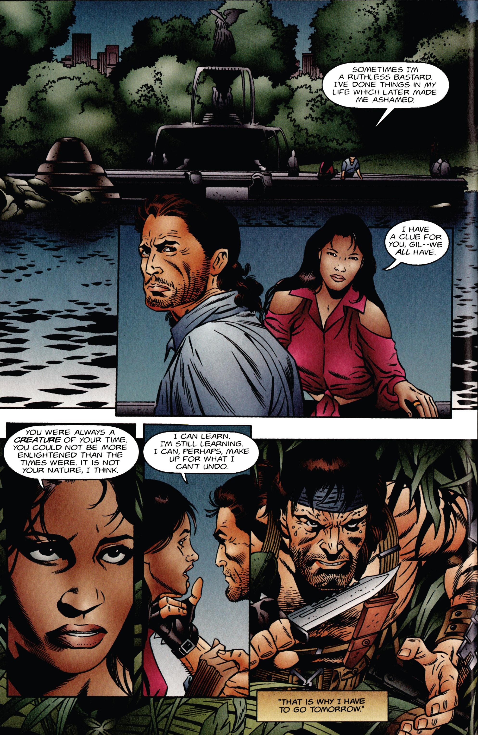 Read online Eternal Warrior (1992) comic -  Issue #40 - 8