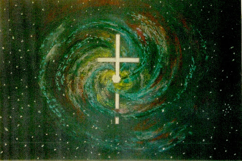 Cross in Spiral (Pastel