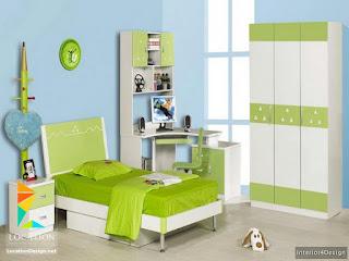 Modern Children's Rooms 26