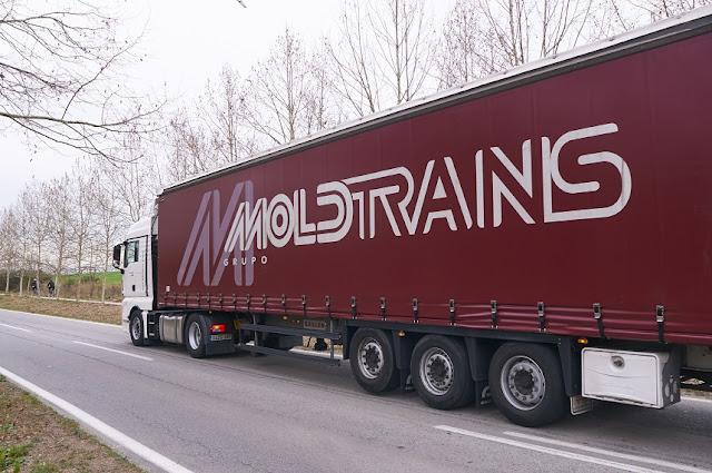 Trabajo para transportistas