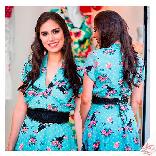 Minhas bellas bom diaa!! Esse vestido é sucessooo corre e garanta o seu!