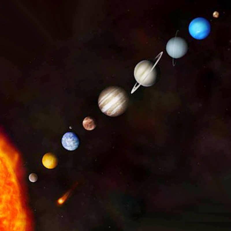 Szép bolygóegyüttállást láthatunk éjszaka (2014.márc.19.)