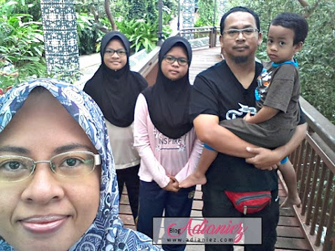 Part 2 Swiss Garden Hotel & Residences, Melaka ::: Jalan Kaki Sekitar Hotel Di Pagi Hari