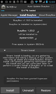 Install BusyBox 2