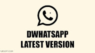 [UPDATE] Download DWhatsApp v0.14 Latest Version Android