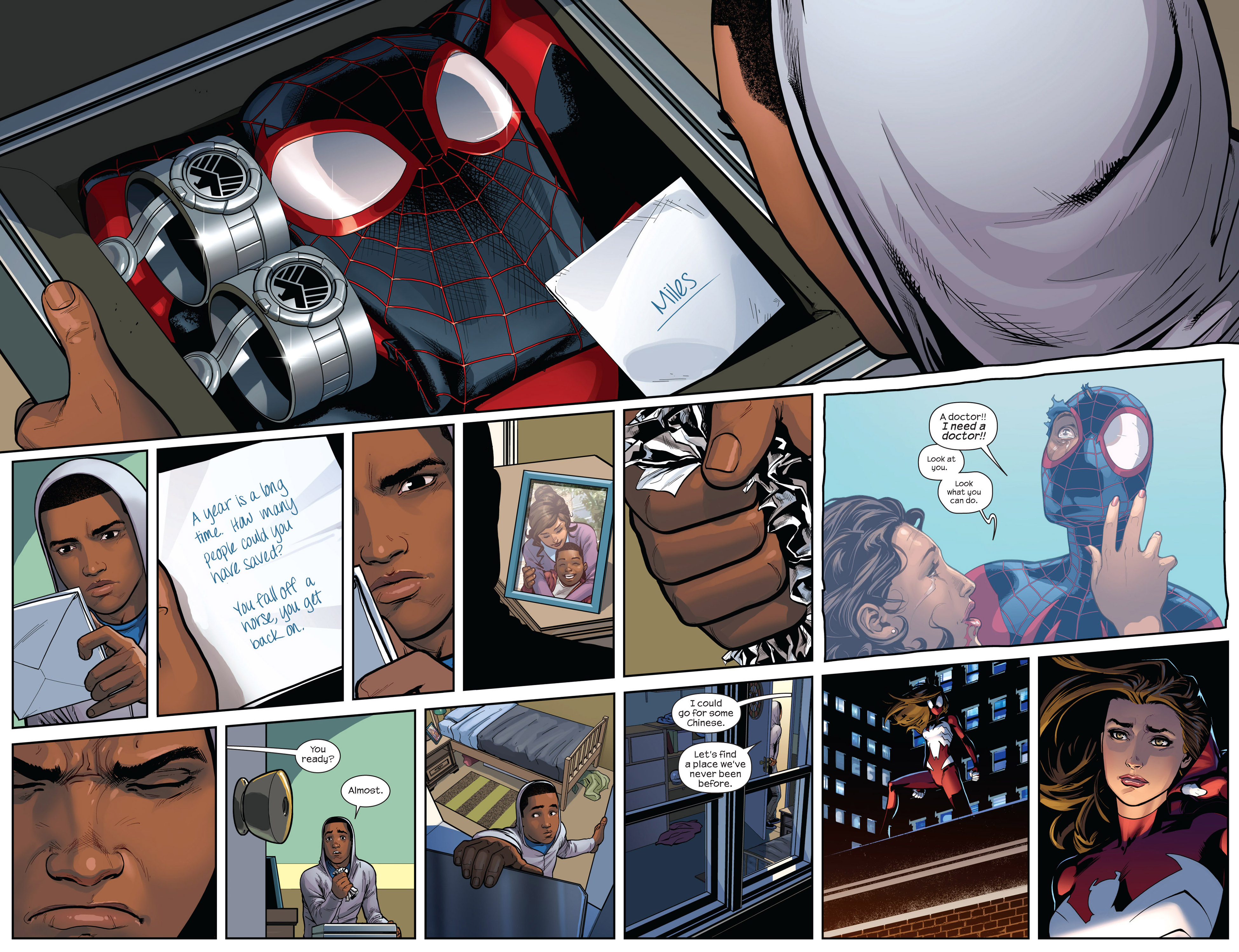 Read online Ultimate Comics Spider-Man (2011) comic -  Issue #23 - 12