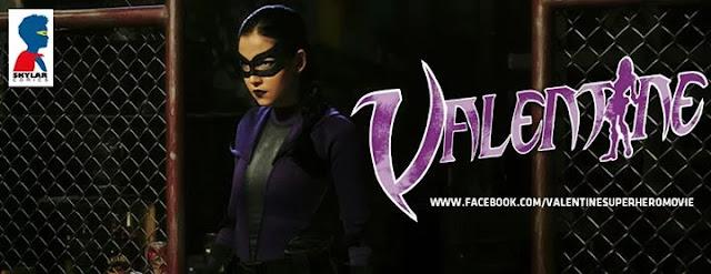 Sinopsis Film Valentine (2017), Superhero Wanita Indonesia yang Jago Silat