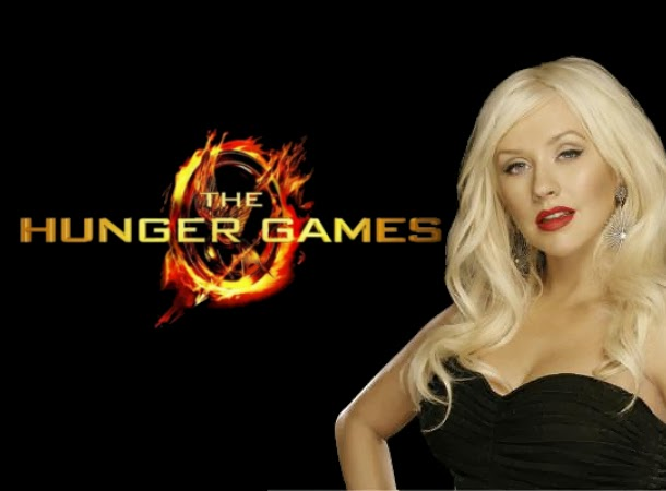 We Remain by Christina Aguilera in The Gunger Games: Catching Fire