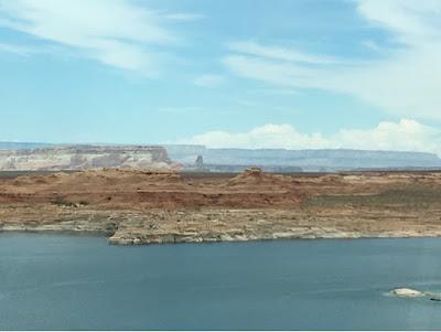 Roadtrip USA - on the road again - Lake Powell