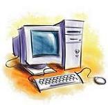 niños ingles, computer
