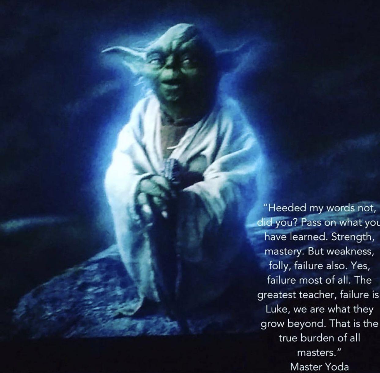 Yoda Jedi Quotes: El Pensieve De Dinorider