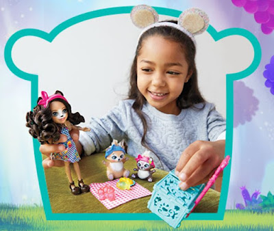 Enchantimals Dolls Collection 2017 by Mattel